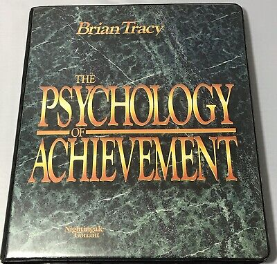 The Psychology Of Achievement Pdf