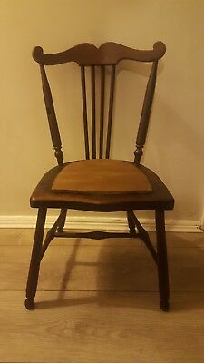 Antique Child /Doll Chair.