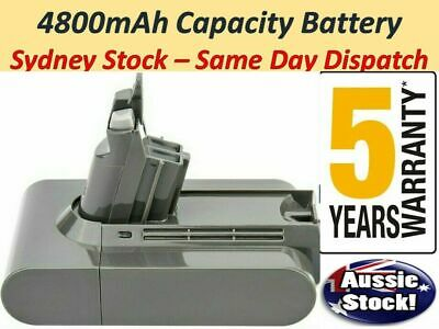 3000mAh Battery For Dyson Absolute V6 DC58 DC59 DC61 DC62  D72 DC74 BC683