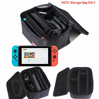 For Nintendo Switch Non-slip Shockproof Protection Travel Storage Carry Bag Case