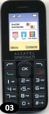 Telephone FACTICE - Alcatel OneTouch |03|