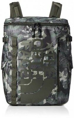 0e11034039 THE NORTH FACE NM81630 Backpack BC Fuse Box II ET Camouflage Fast Ship  Japan EMS