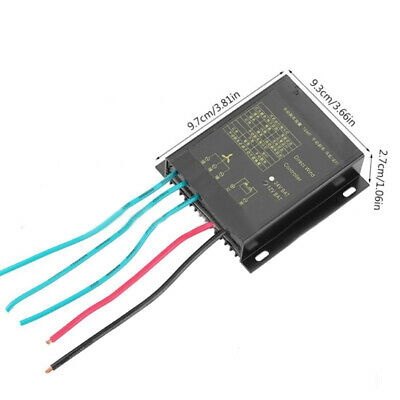 400W Wind Generator Charge Controller 12V/24V Waterproof Accessories Durable