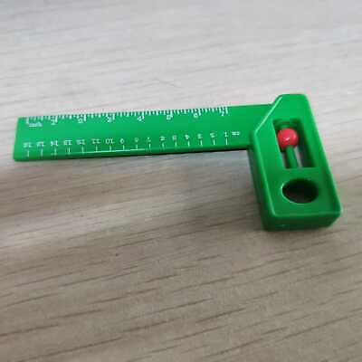 """18/"""" American Girl Doll Study Work Accessories Green Ruler"""
