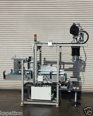 Automation Robopack 1500 Robotic Case Packer, Box and Tray Packing Machine