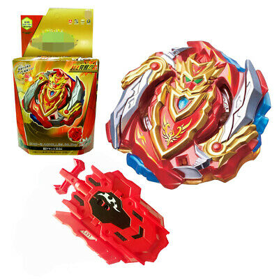 Beyblade CHO-Z ACHILLES Toys Burst B-129D Play Set Left-Right Launcher Booster