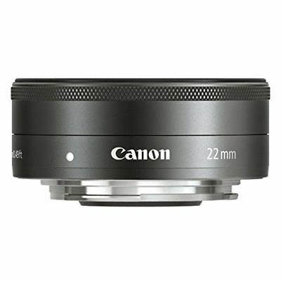 Near Mint! Canon EF-M 22mm f/2 STM - 1 year warranty
