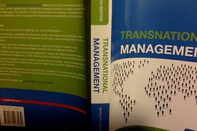 Transnational Management: Text, Cases & Readings in Cross-Border Management 2008