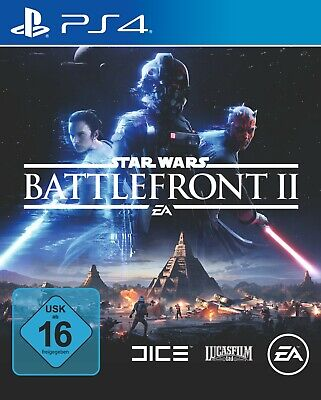 Star Wars: Battlefront II (Sony PlayStation 4) (Neu&OVP)