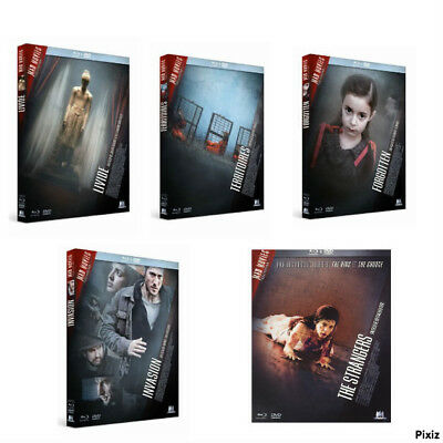 Lot DVD + Bluray MAD MOVIES (NEUFS SOUS BLISTER)
