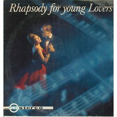 The Sherman Edwards Strings Lp Rhapsody For Young Lovers / Play 250816 New