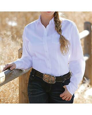 6dd2ae89 CINCH WOMEN'S SOLID White Button Down Western Shirt - MSW9164026 ...