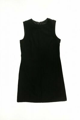 ZARA Kleid Damen Dress Damenkleid Gr. INT S schwarz #f7ab086