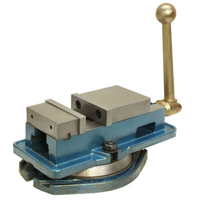 3'' Accu Lock Precision Mill Machine Bench Clamp Vise With Swivel Base