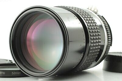 【MINT】NIKON Ai-s  Nikkor 135mm F2.8 MF Prime Telephoto Lens Ais From Japan 336