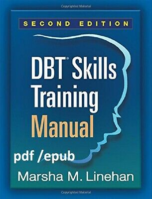 (P D F & E P U B ) DBT® Skills Training Manual, Second Edition [2 ed.]/EMAILED !