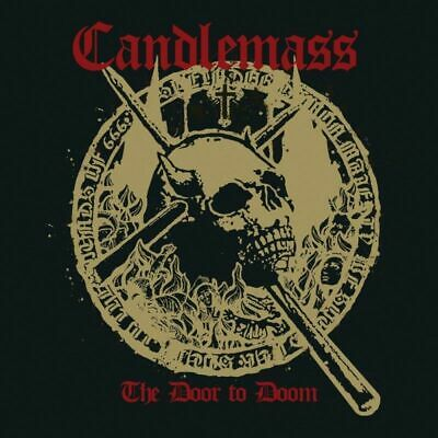 CANDLEMASS - The Door To Doom (digipack Limited Edt.)