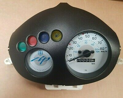 Genuine Piaggio Zip 50 4T 2006 - 2015 Speedo Clocks Instruments RRP £142
