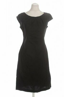 ZERO Kleid Damen Dress Damenkleid Gr. INT XS schwarz #021dc2d
