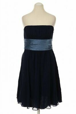 Ann Taylor Kleid Damen Dress Damenkleid Gr. INT S blau #29b401b