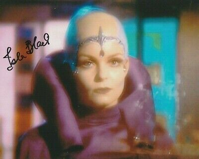 Isla Blair  In Person SIGNED photograph - Space 1999 - A604