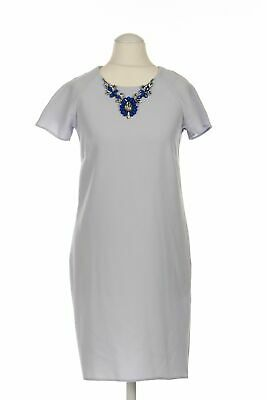 Atmosphere Kleid Damen Dress Damenkleid Gr. DE 32 Elasthan blau #576eb94