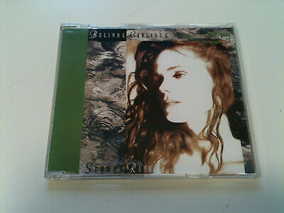 Belinda Carlisle - SUMMER RAIN - Maxi CD Single © 1990 (Justin Strauss Remix)