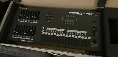 Power Line High End Systems Power Cue DMX512 Lighting Console