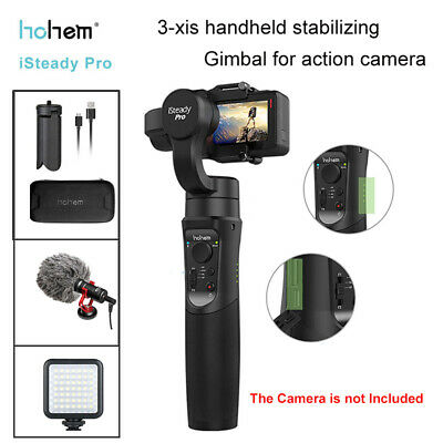 Hohem iSteady Pro Handheld 3-Axis Stabilizer for GoPro Hero For Phone for SJCAM
