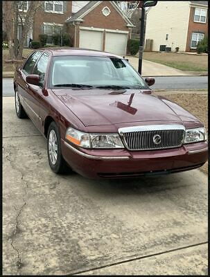 2005 Mercury Grand Marquis GS cars and trucks