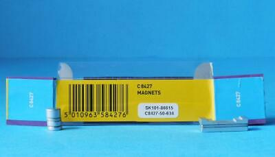 7 x NEW SCALEXTRIC MAGNETS C8427 for SCALEXTRIC CARS MAGNATRACTION