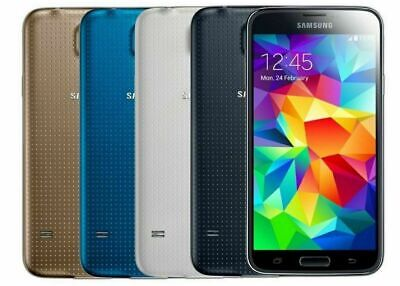 Samsung Galaxy S5  SM-G900A Unlocked GSM AT&T 4G LTE Android Smartphone