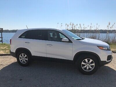 2011 Kia Sorento LX 2011 Kia Sorento Great Condition Low Miles