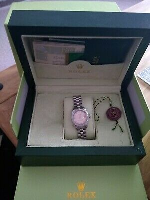 Rolex Oyster Perpetual Lady-Datejust 28 Women's Wristwatch
