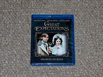 Great Expectations Blu-ray 2016 Brand New Shout Factory Michael York