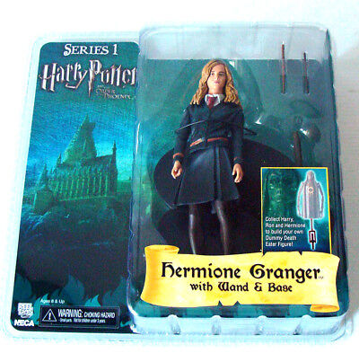 Harry Potter Hermione Granger Wand & Base Doll SERIES 1 Sealed NEW RARE