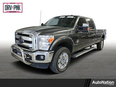 2016 Ford F-350 Lariat 2016 Ford F-350 Lariat Four Wheel Drive 6.7L V8 32V Diesel Automatic 128396