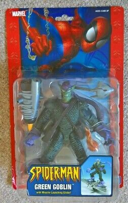 Marvel Legends Classics Spiderman series Green Goblin with Glider 6 inch figure