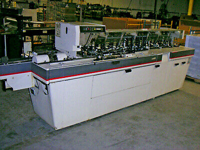 BELL & HOWELL / Mailcrafters Envelope Inserter - $17,500 00