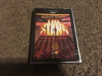 The Stand (DVD, 1999, 2-Disc Set, Special Edition) STEPHEN KING'S, GREAT SHAPE