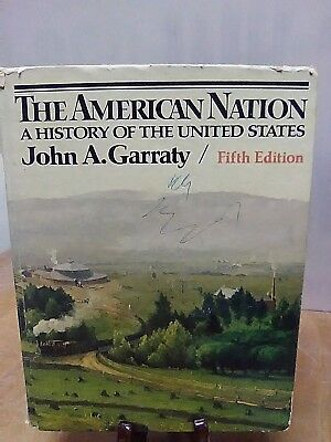 The American Nation: A History of the United states  Fifth Edition (Fc32-1-B)