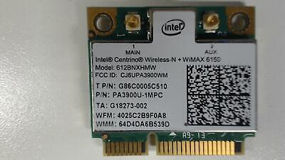 INTEL CENTRINO WIRELESS-N WIMAX 6150 TELECHARGER PILOTE