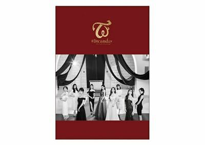 TWICE DOME TOUR 2019 #Dreamday DREAMDAY OFFICIAL GOODS PHOTO BOOK PHOTOBOOK NEW