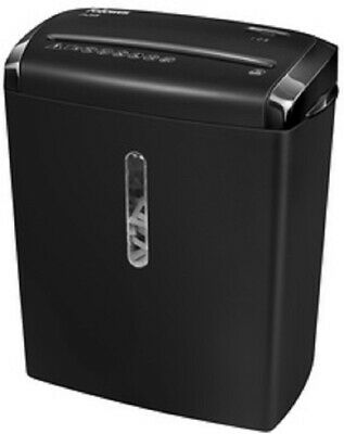 Fellowes Destructeur de documents Powershred P-28S, noir, bandes