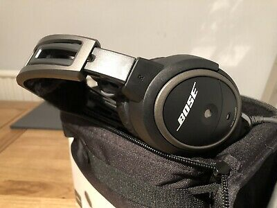 Bose A20 Active Noise Reduction Aviation Headset with Bluetooth and GA plugs