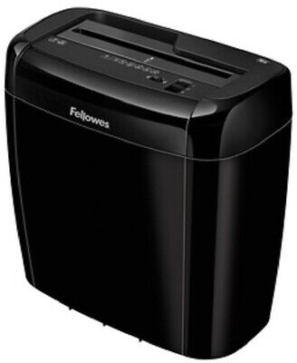 Fellowes Destructeur de documents Powershred P-36C, noir particules