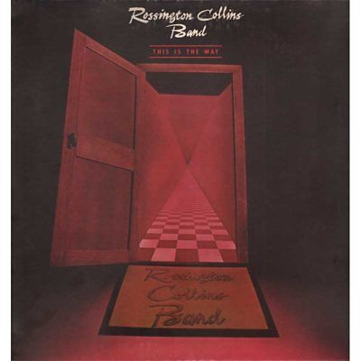 Rossington Collins Band LP Vinyl This Is the way / MCA Gatefold New