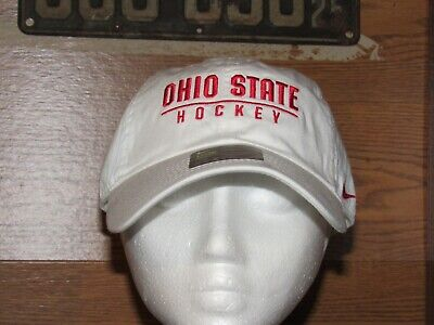 6722e2aa Ohio State Buckeyes Hockey New Nike Campus Cap H86 Hat Unisex Mens Womens