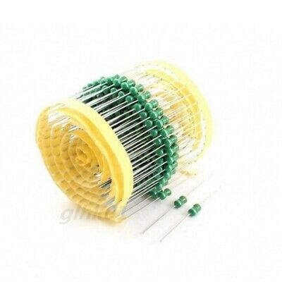 50Pcs 0410 22uH 1/2W Color Ring Inductor DIP Choke Coil 0.5W Wheel inductance