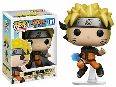 Funko Pop! Animation: #181 Naruto Rasengan  -  Brand New!